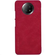 Nillkin Etui ochronne Qin Book dla Xiaomi Redmi Note 9T 57983102268, czerwone