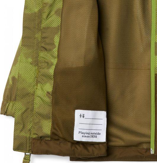 Columbia otroška nepremočljiva jakna Dalby Springs Jacket 1877673327