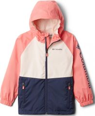COLUMBIA Dziewczęca kurtka Dalby Springs Jacket 1877672471 S różowa