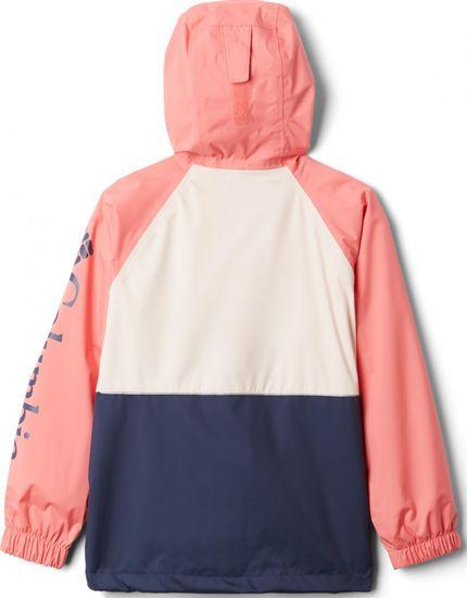 Columbia dekliška nepremočljiva jakna Dalby Springs Jacket 1877672471