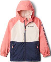 COLUMBIA Dziewczęca kurtka Dalby Springs Jacket 1877672471 M różowa