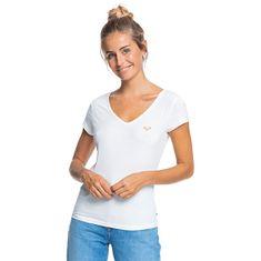 Roxy Dámské triko Tropic Time B ERJZT05161-WBK0 (Velikost XS)