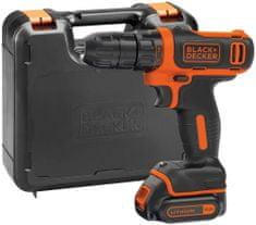 Black+Decker BDCDD12K1-QW akumulatorski vrtalnik