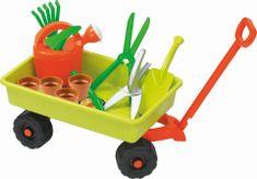 Androni vrtni voziček z orodjem