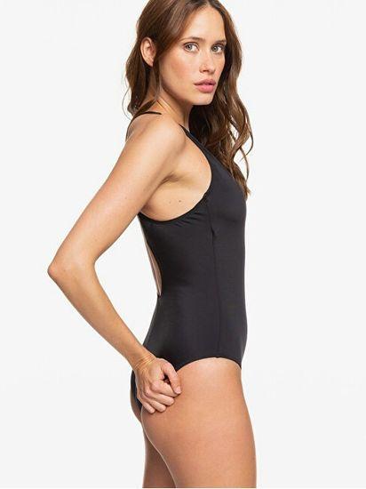Roxy Ženske enodelne kopalke Fitness Bsc One Piece ERJX103236-KVJ0