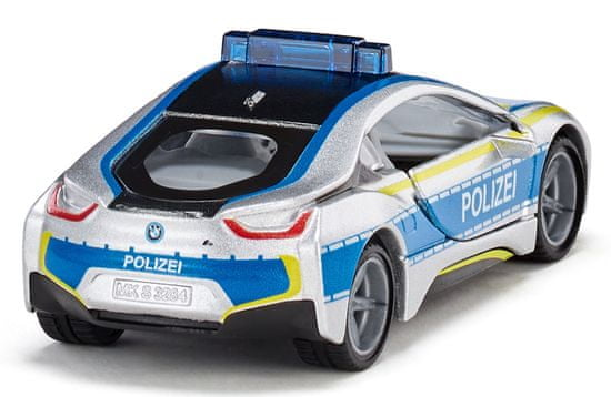 SIKU model Super 2303 policja BMW i8