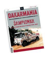 Dakarmania  magazín #3
