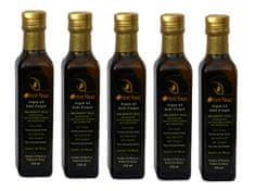 Orient House Arganový olej 5x250ml z Maroka na vnútorné použitie