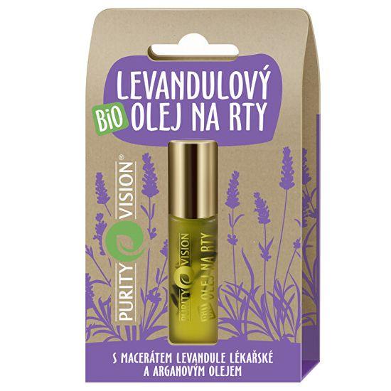 Purity Vision Organsko olje sivke za ustnice 10 ml