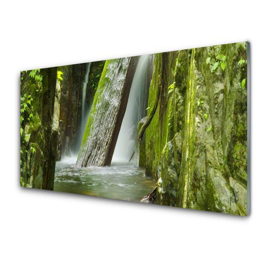 tulup.cz Nástenný panel Vodopád príroda 120x60cm