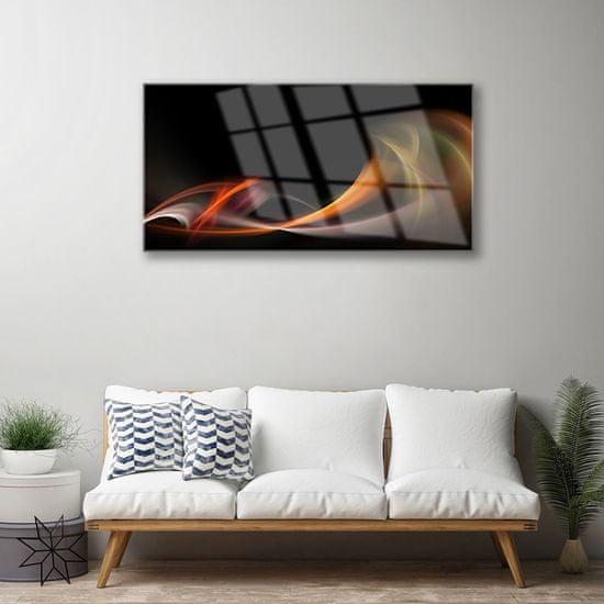 tulup.cz Skleneny obraz Abstrakcia umenie 120x60cm