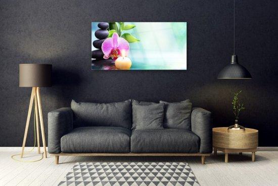 tulup.cz Obraz plexi Bambus kamene zen umenie 100x50cm