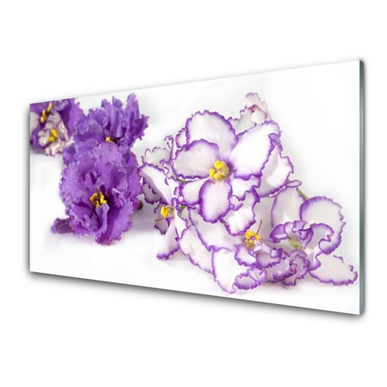 tulup.cz Nástenný panel Kvet rastlina príroda 120x60cm