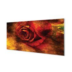 tulup.cz Skleněný panel rose picture 120x60cm