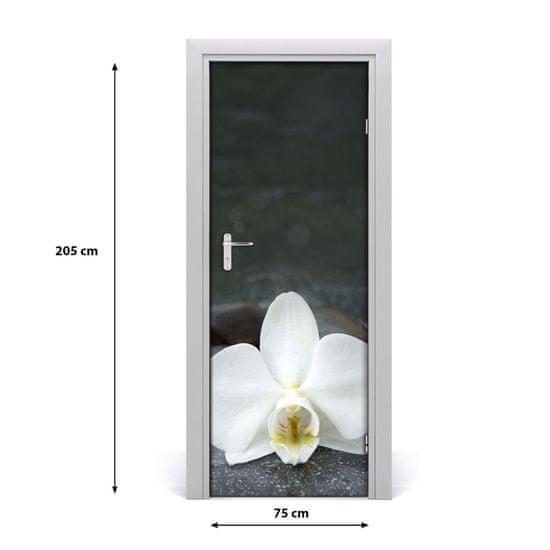 tulup.cz Fototapeta na dvere Orchidea 85x205cm