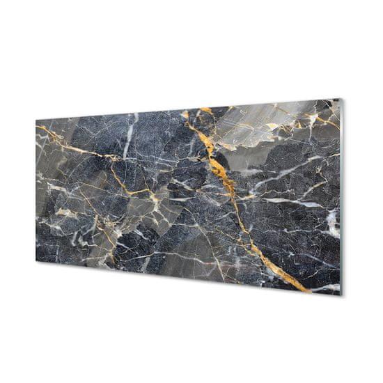 tulup.cz Obraz plexi Marble kamenný múr 140x70cm