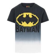 LEGO Wear chlapčenské tričko Batman LW-12010093 104 čierna