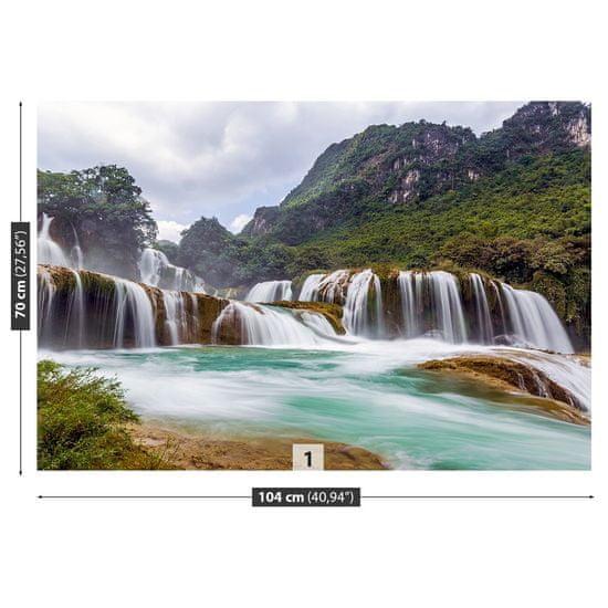 tulup.cz Fototapeta Vodopád Bangioc