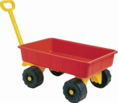 Androni vrtni voziček, rdeč, 52 cm