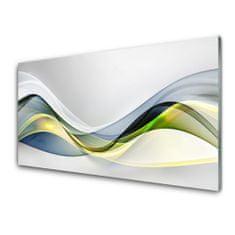 tulup.hu Konyhai hátfal panel absztrakció Graphics 125x50cm