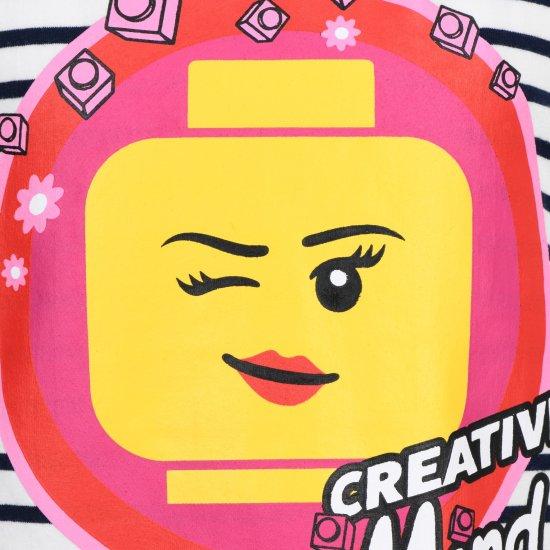 LEGO Wear dekliška obleka LW-12010083