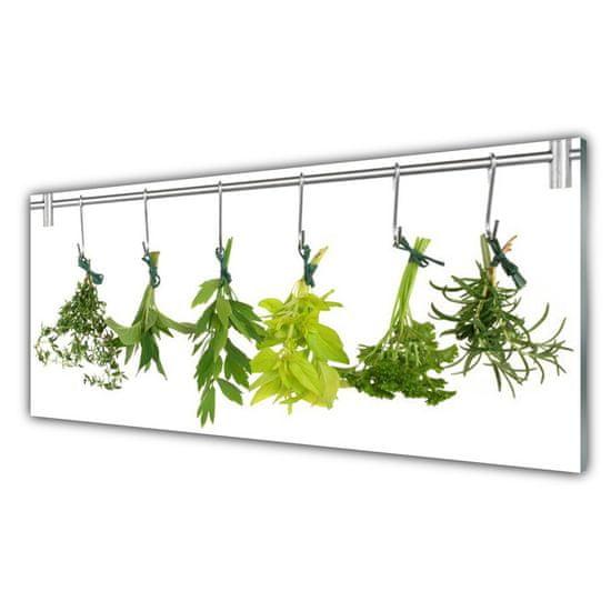 tulup.hu Konyhai falburkoló panel A levelek Nature Herbs