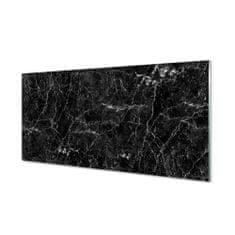 tulup.hu Konyhai üveg panel Márvány kőfal 120x60cm