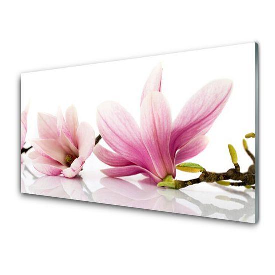 tulup.cz Obraz plexi Kvety rastlina príroda 140x70cm