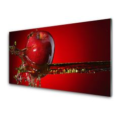tulup.hu Konyhai hátfal panel Apple Water Kitchen 125x50cm