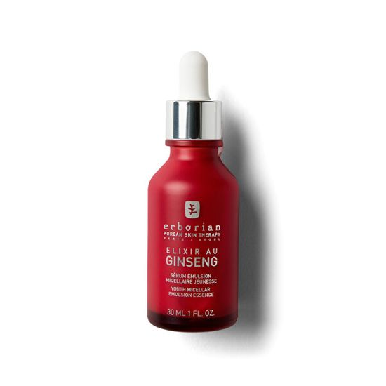 Erborian Omlazující sérum Elixir Au Ginseng (Youth Micellar Emulsion Essence) 30 ml