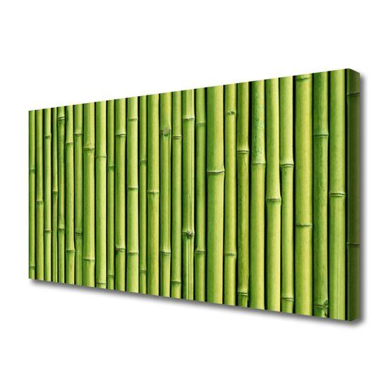 tulup.cz Obraz Canvas Bambus rastlina príroda 100x50cm