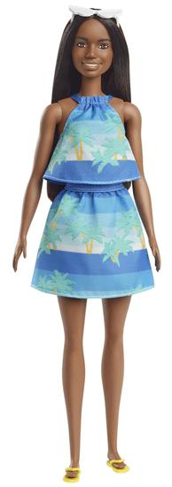 Mattel lalka ciemne włosy Barbie Loves the Ocean