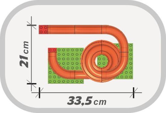 Unico steza za kroglico, majhna, 31 delov