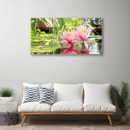 tulup.cz Obraz plexi Kvety rastlina príroda 120x60cm