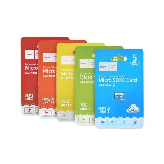 Hoco Spominska kartica microSD TF High Speed Memory 16 GB Class 10