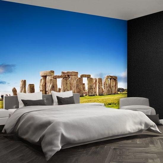 tulup.cz Fototapeta Vliesová Stonehenge anglicko 104x70 cm