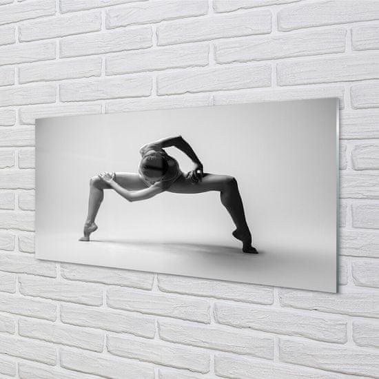 tulup.cz Sklenený obraz ženské telo 120x60cm