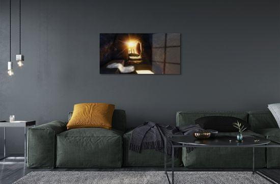 tulup.cz Obraz plexi Cave krížia slnko 120x60cm