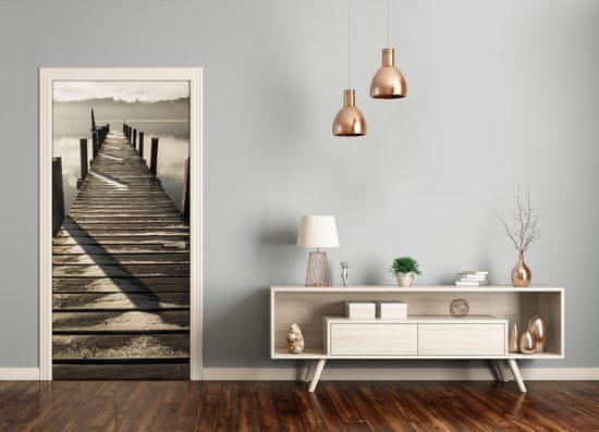 tulup.hu Ajtóposzter öntapadós fából készült móló