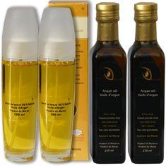 Orient House 100% Arganový olej bio set 4ks priamo z Maroka