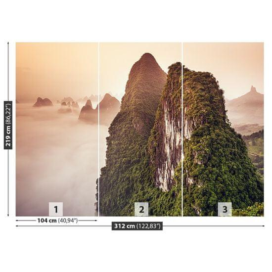 tulup.sk Fototapeta Čína hory