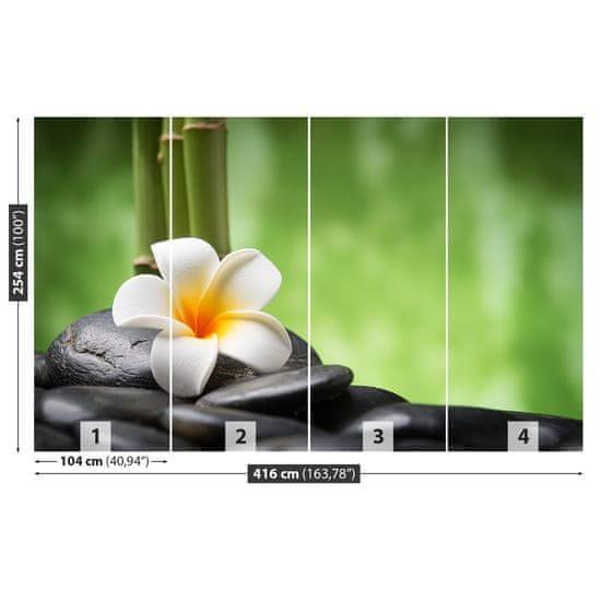 tulup.cz Fototapeta Samolepící Kúpele kvetina 416x254 cm