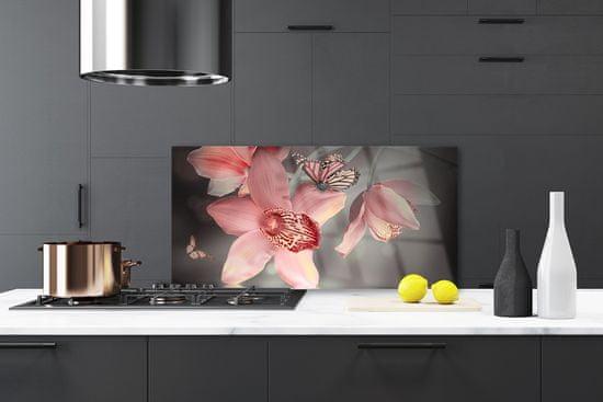tulup.cz Nástenný panel Kvety 120x60cm