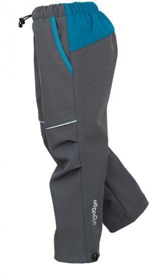 good2go chlapecké softshellové kalhoty G2G20