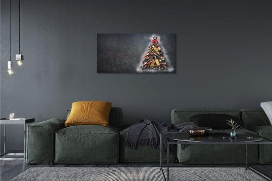 tulup.sk Obraz na plátne vianočné ozdoby