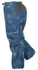 good2go chlapčenské softshellové nohavice G2G21 80 modrá