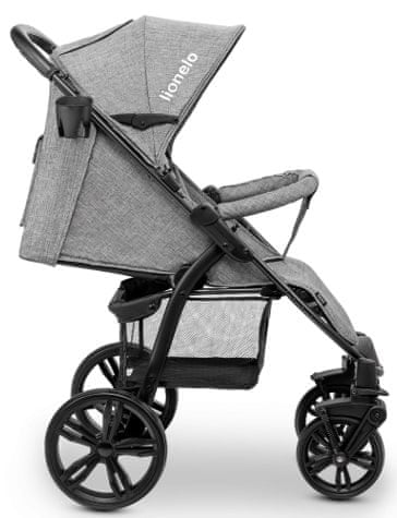Lionelo wózek sportowy Annet