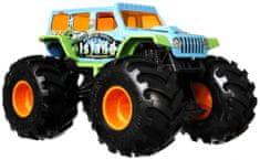 Hot Wheels Monster trucks Truck Jeep Island Tours Veliki kamion
