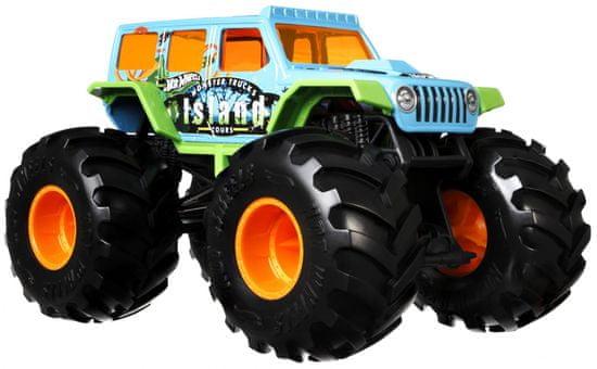 Hot Wheels Monster trucks Truck Jeep Island Tours Veliki tovornjak