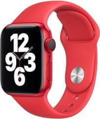 Apple řemínek pro Watch Series, sportovní, 40mm MYAR2ZM/A, červená (PRODUCT RED)